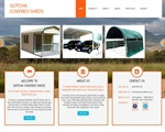 A new website for Gotcha Covered Sheds