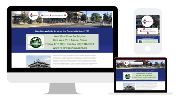 Wee Waa - Connect North West Town Website