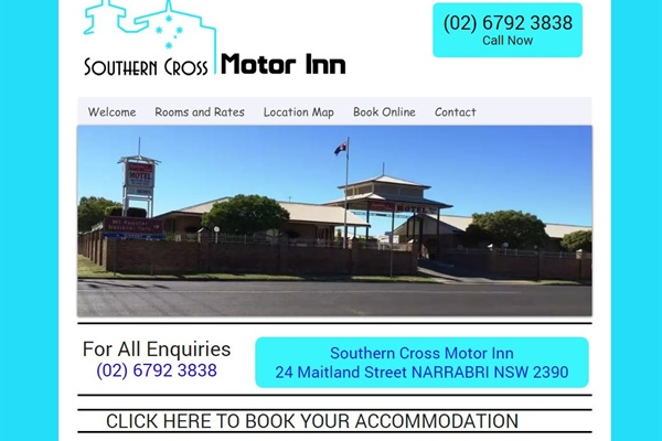 Souther Cross Motor Inn